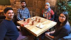 ISKCON Leicester Devotees Participate in Hindu Muslim Friendship Meals