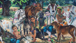 Happy Janmastami! - Resources to Celebrate At Home