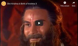 VIDEO - The Birth of Lord Krishna