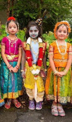 Increasing Our Dependence On Krishna – Raising kids and realizing Krishna do they go together?