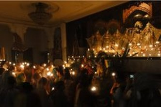 Mayapur Bubbling with Energy to Celebrate Kartik Month Festivities