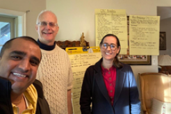 New Faces for the ISKCON North America Communications Department