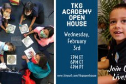 TKG Academy in Dallas Announces Virtual Open House