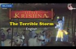 VIDEO: Little Krishna: The Terrible Storm