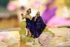 New Vrindaban Celebrates 52 Years of Worshipping Little Radha Vrindaban Chandra