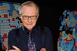 Larry King, Who Asked on CNN 'Why Are Krishnas in the Airports,' Passes Away