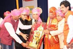 Lifetime Achievement Award to Lokanath Swami