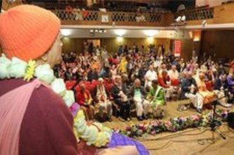 ISKCON-London Golden Anniversary Volunteers Dinner