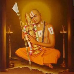 The Pastimes of Srila Madhvacharya