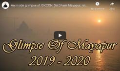 VIDEO - An Inside Glimpse to ISKCON, Sri Dham Mayapur