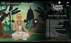 VIDEO – Radhadesh Mellows 2020