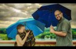VIDEO: Monsoon in Mayapur!