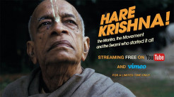 HARE KRISHNA! Movie: Free Viewing This Weekend