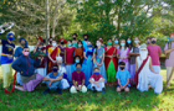 Culture Crossing: Krishna Kids in the Material World