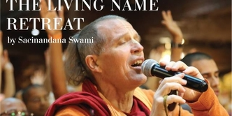 New Vrindaban The Living Name Retreat with Sacinandana Swami 2019