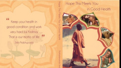 New Book Shares Srila Prabhupada's Instructions on Health