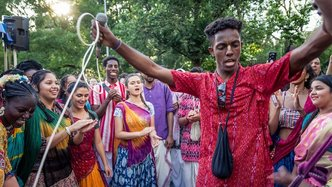 Six Temples Collaborate to Create Hugely Successful New York Ratha Yatra