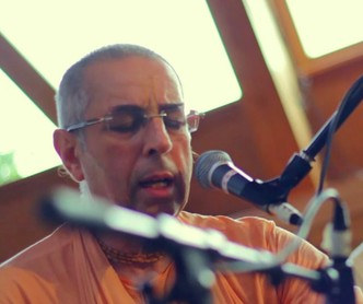 Our Progress in Life is Gauged by Our Chanting by HH Niranjana Swami