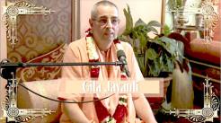VIDEO - A lecture about Gita Jayanti by HH Niranjana Swami