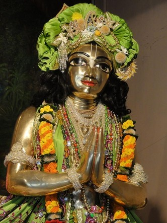 Srivasa Pandita's Disappearance Day by HH Giriraj  Swami
