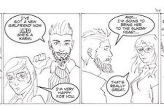 Humor: Paramahamster: Uncoupling Part 2