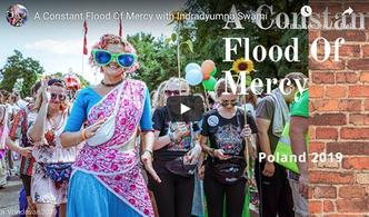 VIDEO - A Constant Flood Of Mercy with Indradyumna Swami at Polish Tour