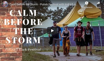 VIDEO - Calm Before the Storm - Polish Festival with Indradyumna Swami