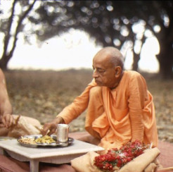 When Does Food Become Prasadam?