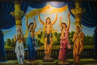 Appearance Anniversary of Srila Srivasa Thakura