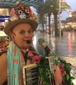 VIDEO – Harinama Sankirtan brings rain in Australia (3 min. video)
