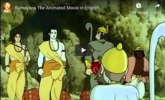 Ramayana - The Animated Movie in English