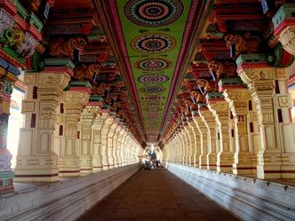 Touring Ramesvaram The Land Of Lord Rama