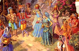 Sri Balarama's Rasayatra by Deena Bandhu Das