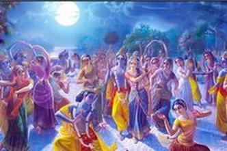 Sri Krishna Rasayatra - Mayapur