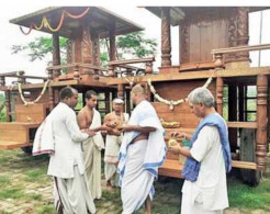 West Bengal: Iskcon plans virtual Ratha Yatra for 25,000 homes