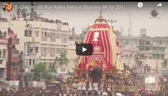 VIDEO - Sri Jagannath Ratha Yatra Puri - 2019
