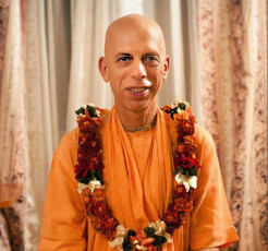 Questions and answers about the Sannyasa Asrama in Iskcon