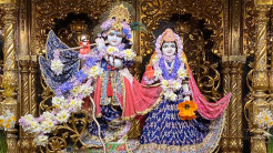 New Vrindaban Scales Down to Core Personnel, Appeals to Devotees to Follow COVID-19 Guidelines