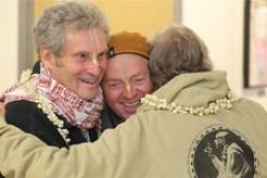 ISKCON UK Honors Senior Devotees at 50th Anniversary Dinner