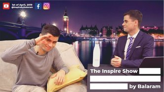 The Inspire Show is ISKCON's Answer to Jimmy Fallon