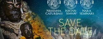 ISKCON Simhachalam Nrisimha Caturdasi & Kirtan Simha 2019