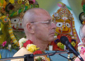 On Rising Early HH Sivaram Swami