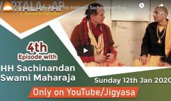 VIDEO – Vartalaap Episode-4  Sacinandan Swami