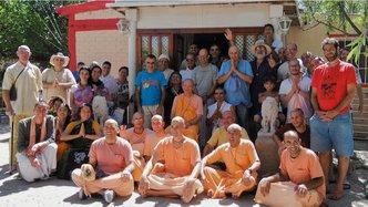 Bhaktivedanta Library South American Seminar: An Unforgettable Spiritual Adventure