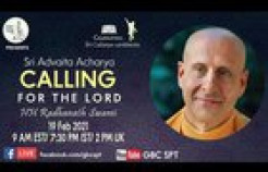 VIDEO: Sri Advaita Acarya's Calling for the Lord - A Discussion with Radhanath Swami