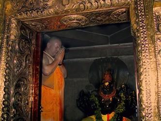 Practice Loving Krishna by HH Sridhara Swami