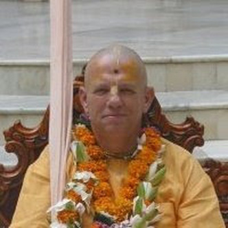 Disappearance day of our most beloved HH Sridhar Swami by Jayapataka Niranjana Swami