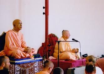 Sridhar Swami and Mayapur