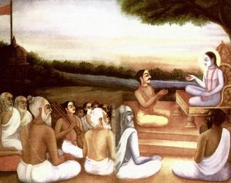 Shukratal: Where Shukadeva Goswami Explained the Srimad Bhagavatam