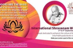 Shravanam Week Inspires Devotees Globally to Read Prabhupada's Books